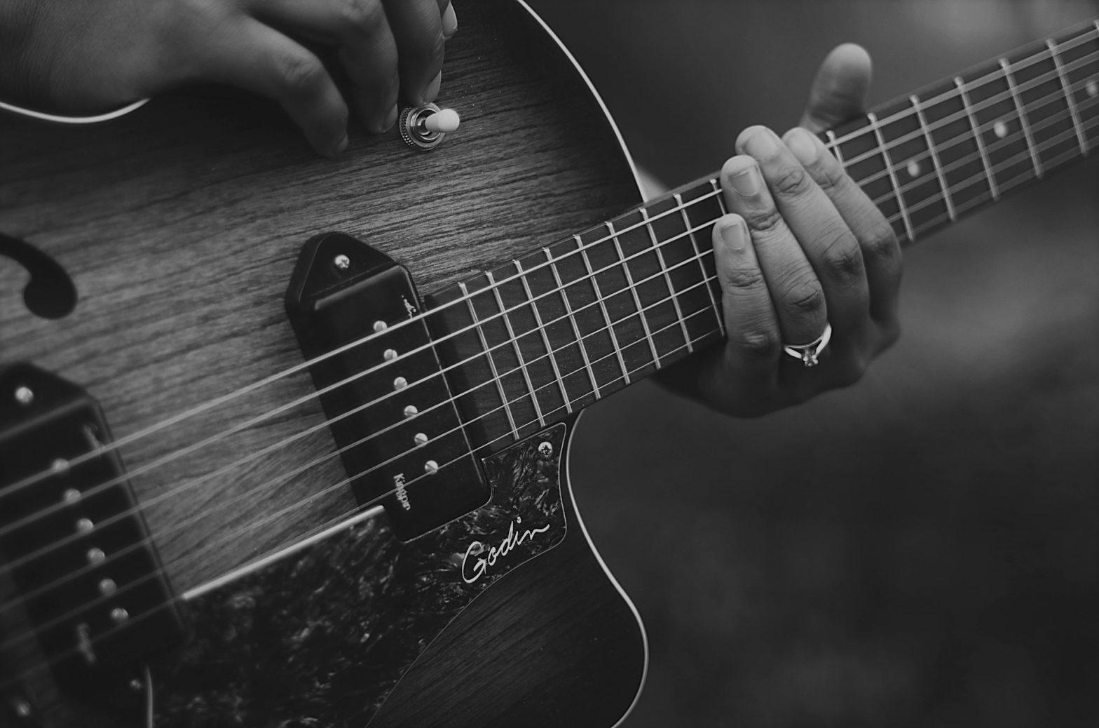 blues guitar tricks