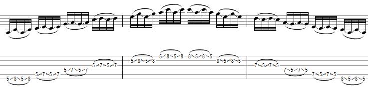 legato exercise 2