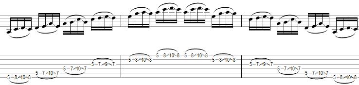 legato exercise 3