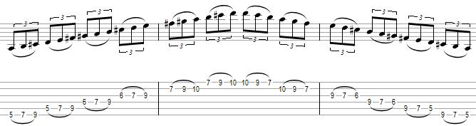 legato exercise 6