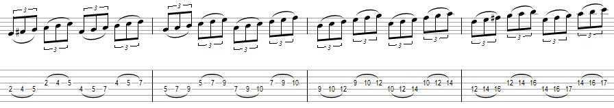 legato exercise 8