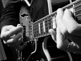 jazz-blues guitar lesson