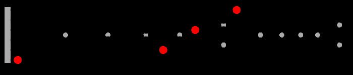 lydian b7 4nps scale