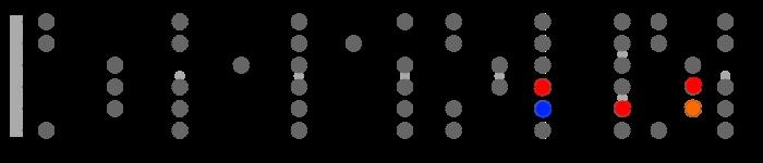 G9 arpeggio guitar