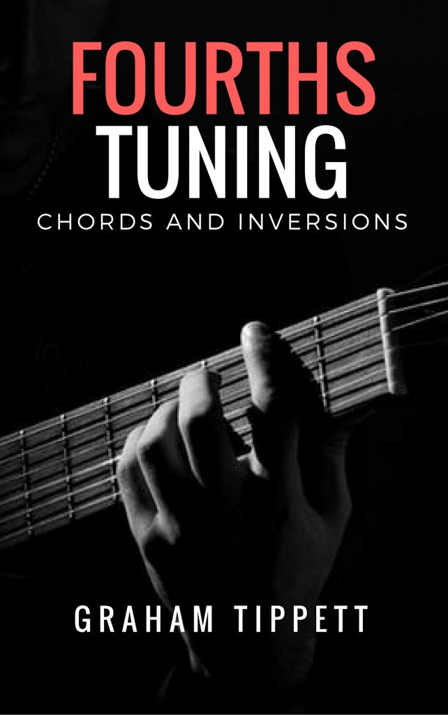 Fourths Tuning Chords And Inversions Unlock The Guitar