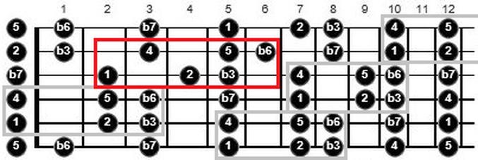 warp zone guitar