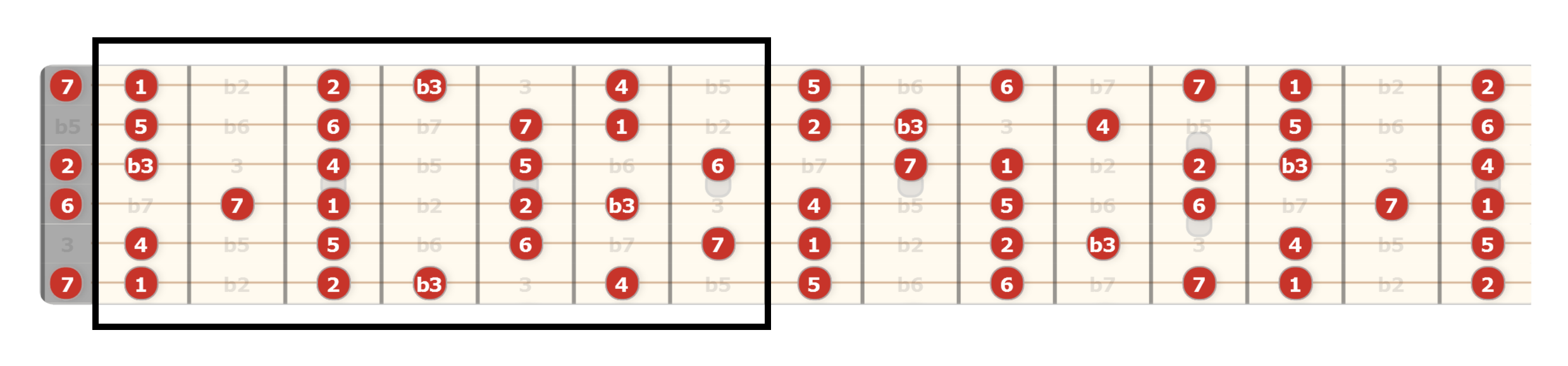 allan holdsworth 4nps scale patterns