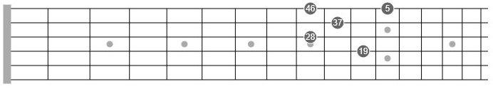 steve morse style arpeggios guitar