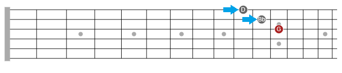 warp factor guitar triads