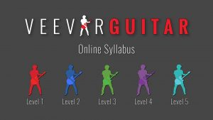 veevar guitar online guitar tuition