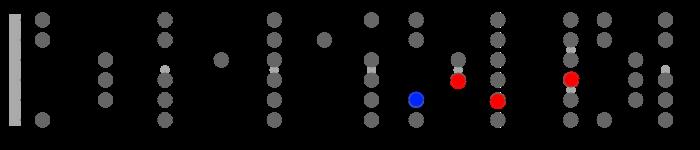 g7 diatonic arpeggio guitar