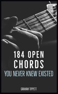 184 open chords you never knew existed