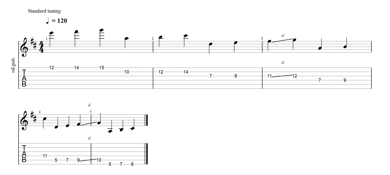 3nps dorian mode soloing